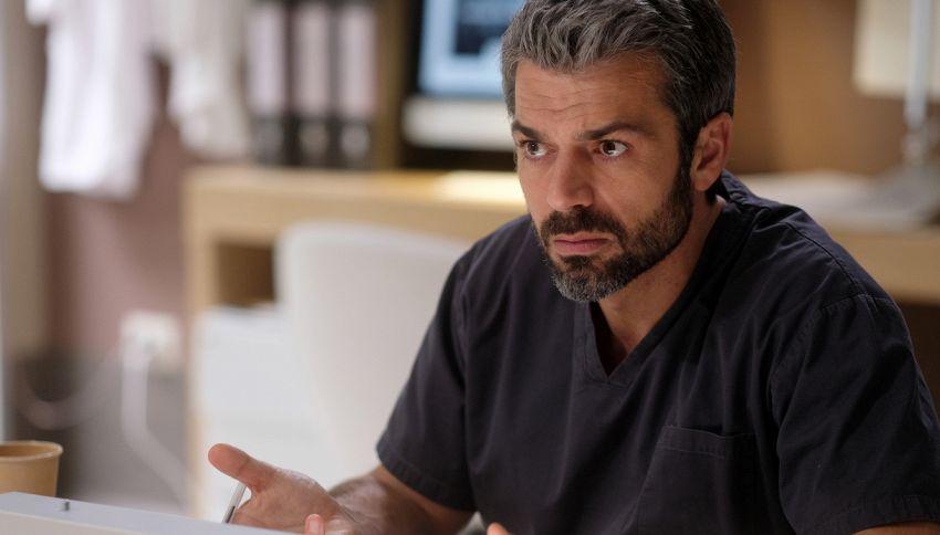 Luca Argentero diventa il dottor Fanti in 'DOC. Nelle tue mani'