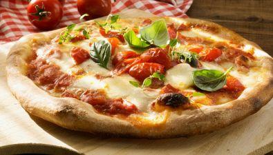 Come fare una buonissima pizza margherita in casa
