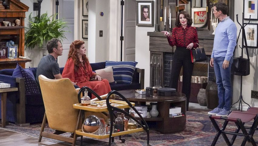 Arriva l'ultima stagione di Will & Grace in prima tv assoluta