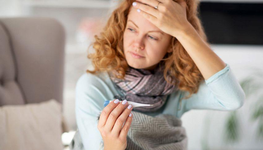 Come sapere se hai la febbre senza il termometro