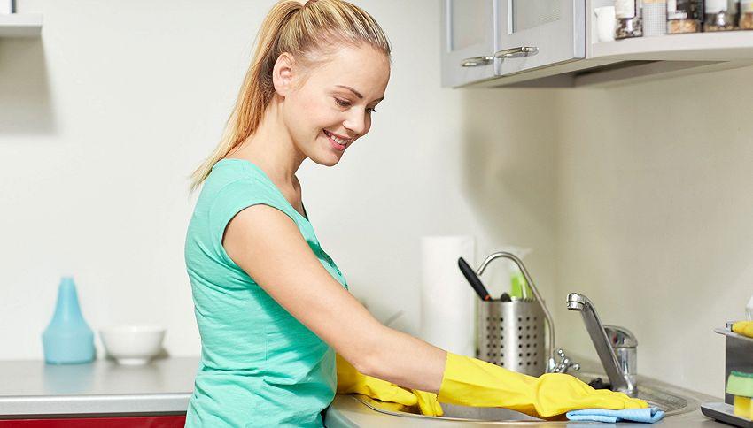 Come usare la candeggina per uccidere i germi