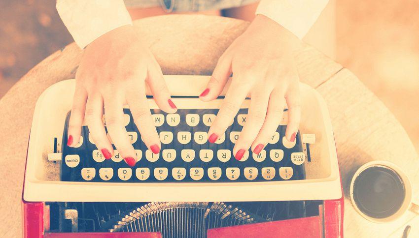 Se vuoi iniziare a scrivere fallo ora: le regole del successo