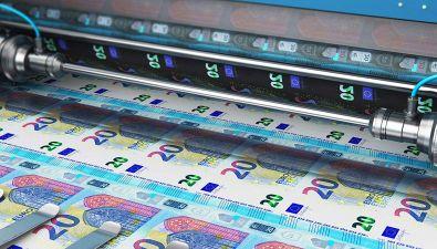 Stampare nuovi soldi per uscire dalla povertà?