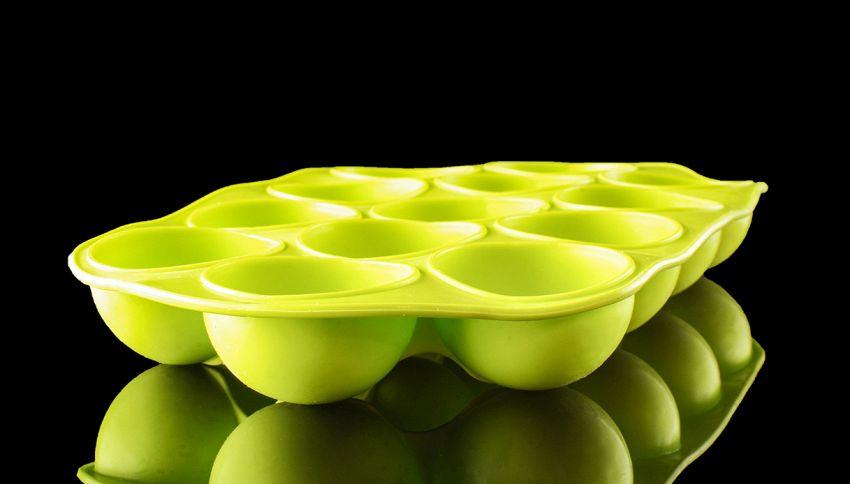 Congela le uova nello stampo del ghiaccio: il trucco geniale