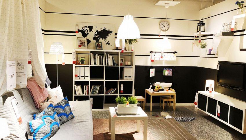 Questi mobili di Ikea diventano un castello per i bimbi: la guida