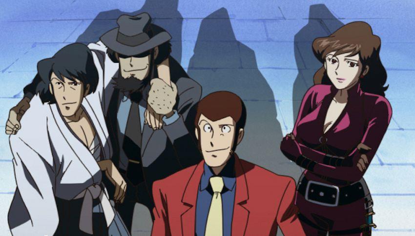 Lupin III: la maratona tv sul canale pop-up dedicato