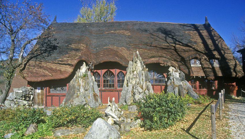 La casa della strega di Hansel e Gretel esiste davvero