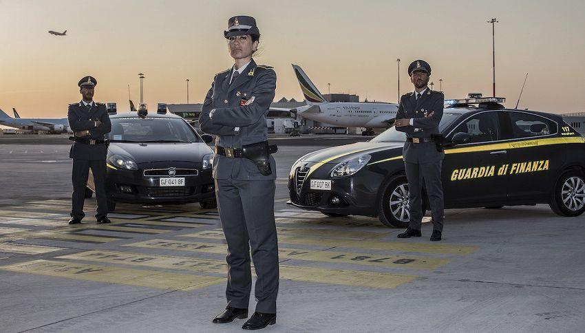 'Airport Security' arriva all'aeroporto romano Leonardo da Vinci