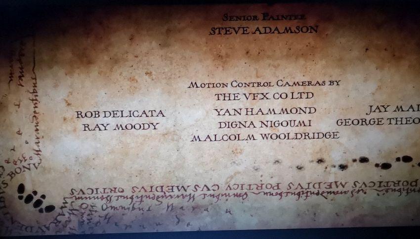 Harry Potter, la scena 'romantica' nascosta nei titoli di coda