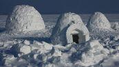 Perché negli igloo non fa freddo?