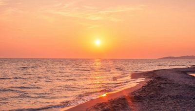 Perché il cielo al tramonto è rosso?