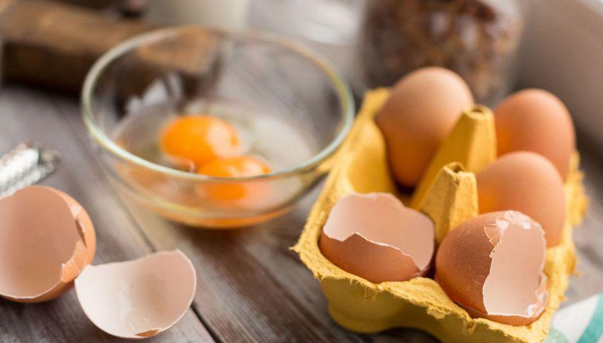 Uova crude alla Rocky, il falso mito da sfatare