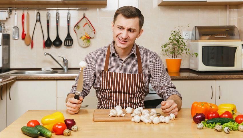 Come cuocere i funghi? L'originale metodo dello chef