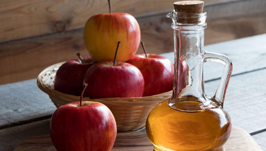 L'aceto di mele per dimagrire #cosadicelascienza