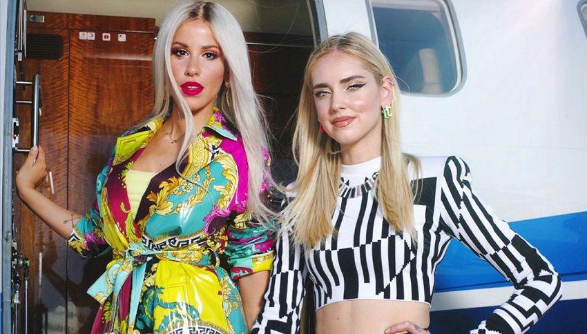 Baby K e Chiara Ferragni: il girl power nel nuovo videoclip