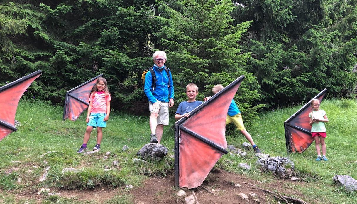 Diario delle vacanze: in tv i bimbi e la natura dopo il lockdown