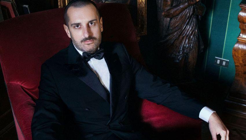 """Costantino Della Gherardesca: """"Per cambiare serve coraggio"""""""
