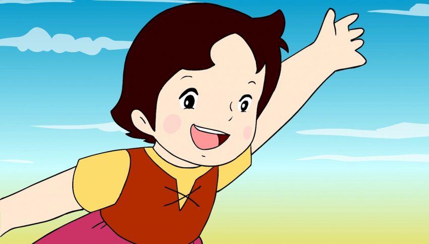 'Heidi', il cartone animato finisce sotto accusa sui social