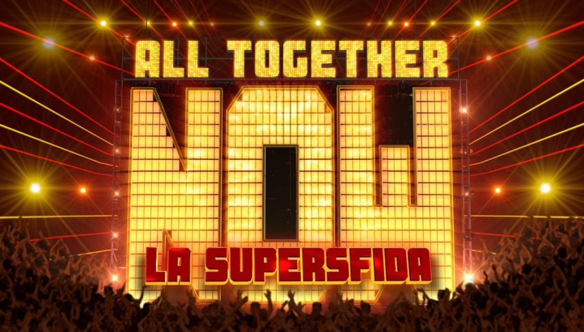 All Together Now, va in onda la Supersfida