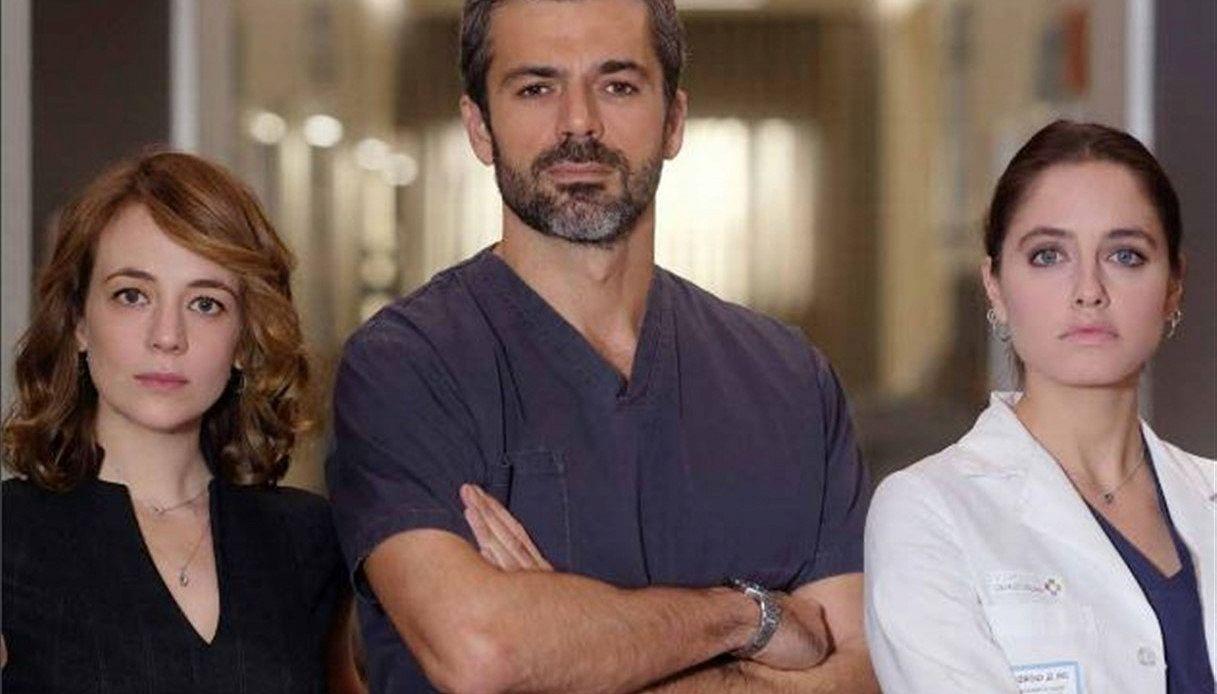 Doc, finalmente Luca Argentero sul set per le nuove puntate