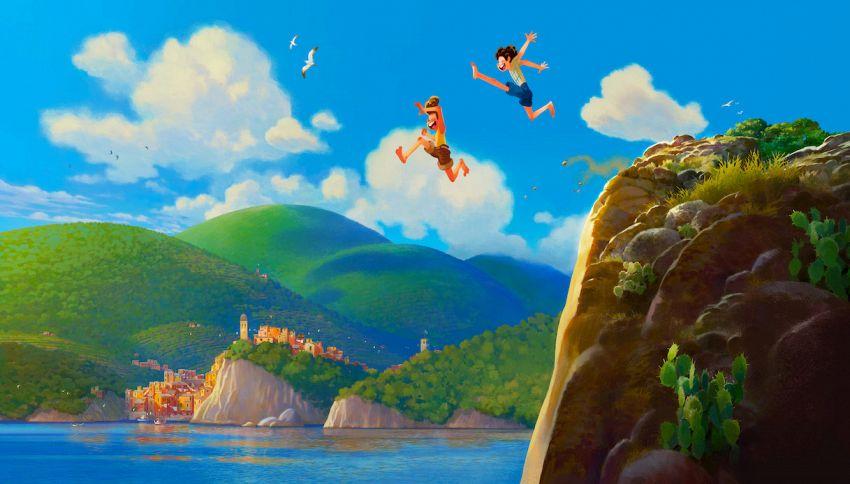 'Luca', il nuovo film Pixar sarà ambientato in Italia
