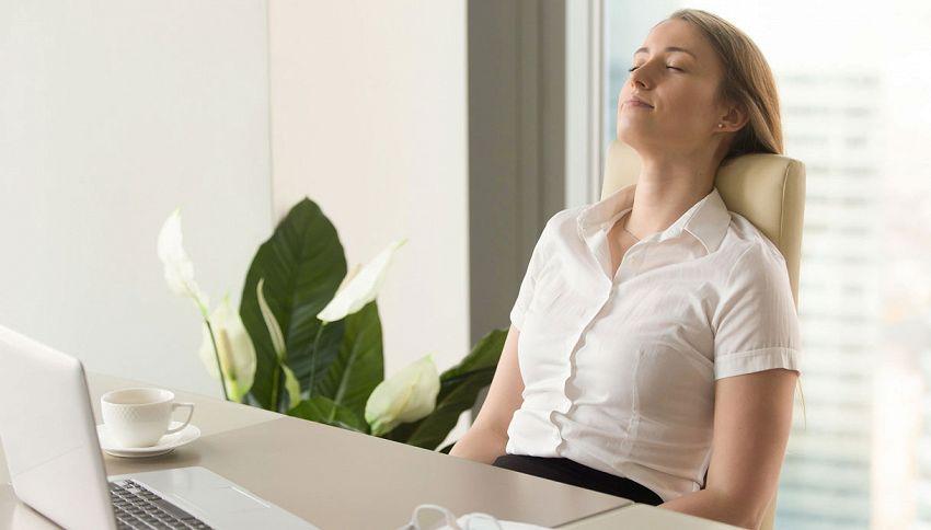 Come rilassarsi in 5 minuti? Prova la respirazione della scatola