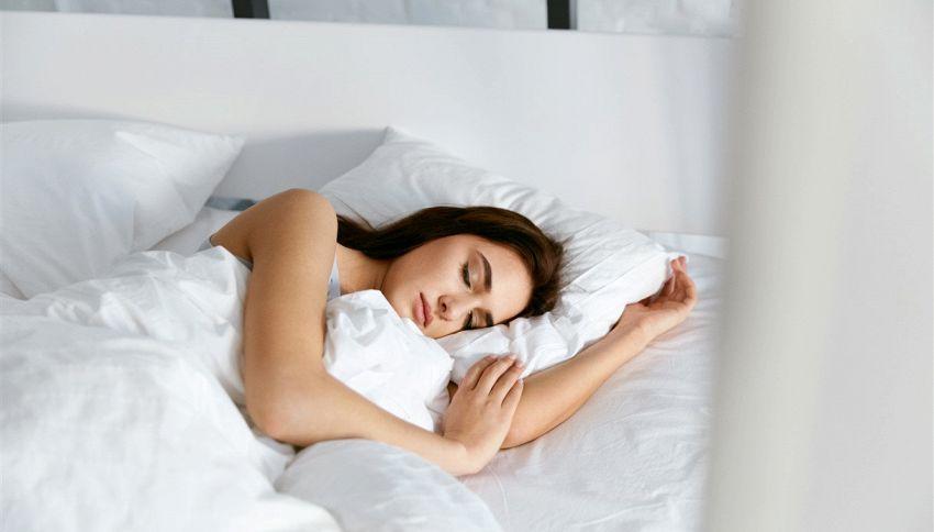 Ti addormenti troppo velocemente? Non è un buon segno