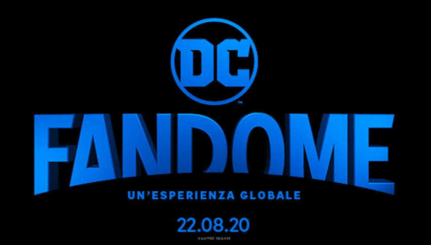 DC FanDome, conduce Andrea Delogu: dove e come seguire l'evento