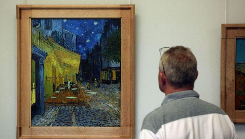 """""""Van Gogh è sopravvalutato"""", e su Twitter è polemica"""