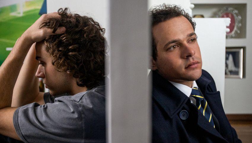 Baby 3, nel trailer il bacio tra Brando e Fabio: le anticipazioni