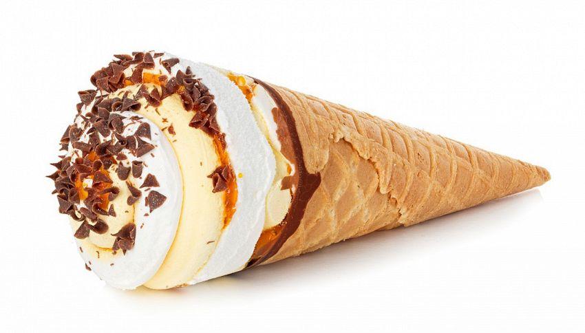 Non resisti alla punta del cono gelato? Non dovresti mangiarla