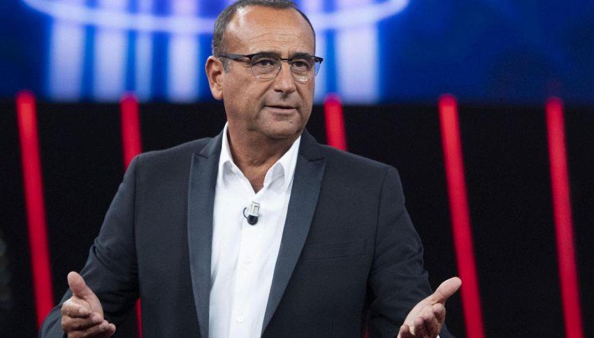 Tale e Quale Show, Carlo Conti rivela a sorpresa i concorrenti