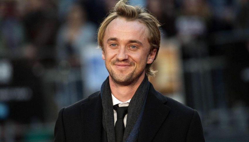 Tom Felton e il terrore sul set di 'Harry Potter': ecco perché