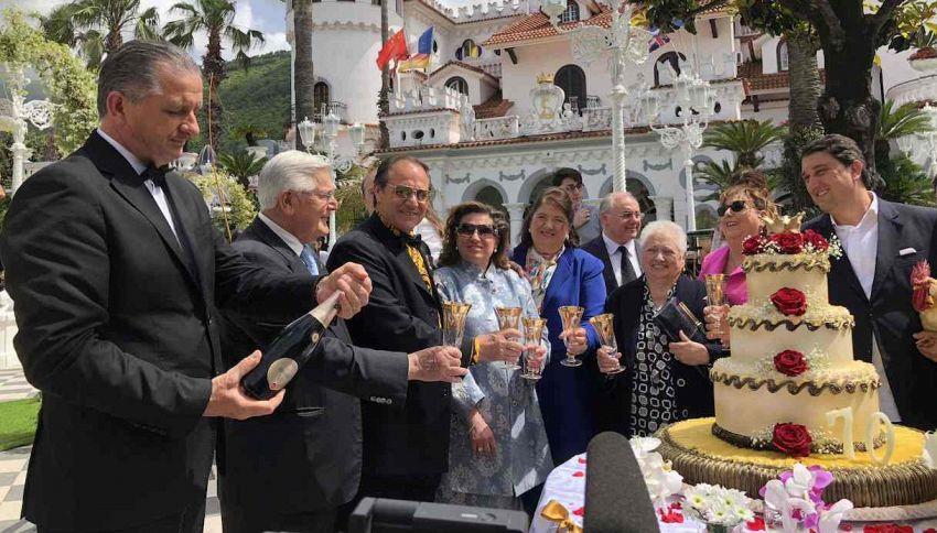 Addio a 'Il Castello delle Cerimonie' su Real Time