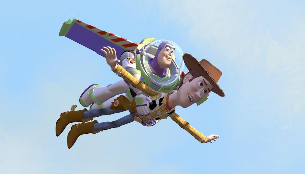 Pixar Fest, un festival virtuale per i 25 anni di 'Toy Story'