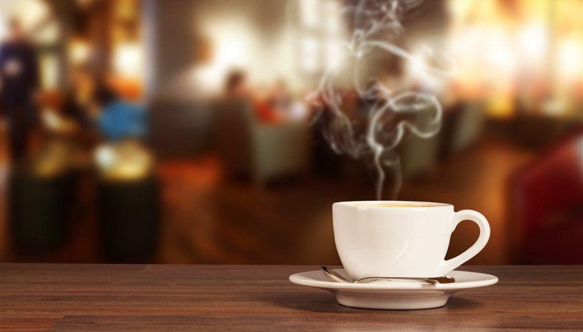 Hai mai messo il sale nel caffè? Il risultato ti sorprenderà