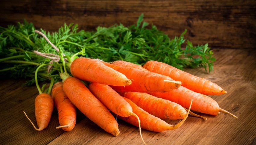 Come conservare le carote in frigorifero? Il consiglio da seguire