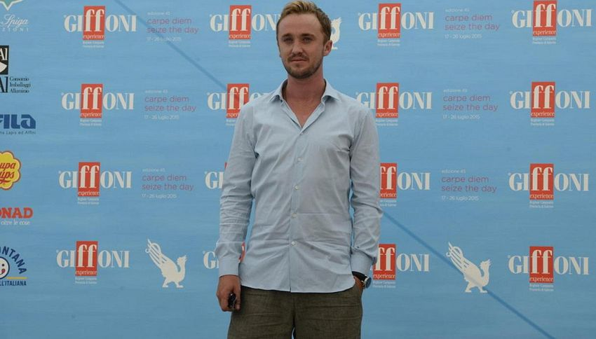 #DracoTok, Draco Malfoy è virale su Tik Tok: Tom Felton commenta