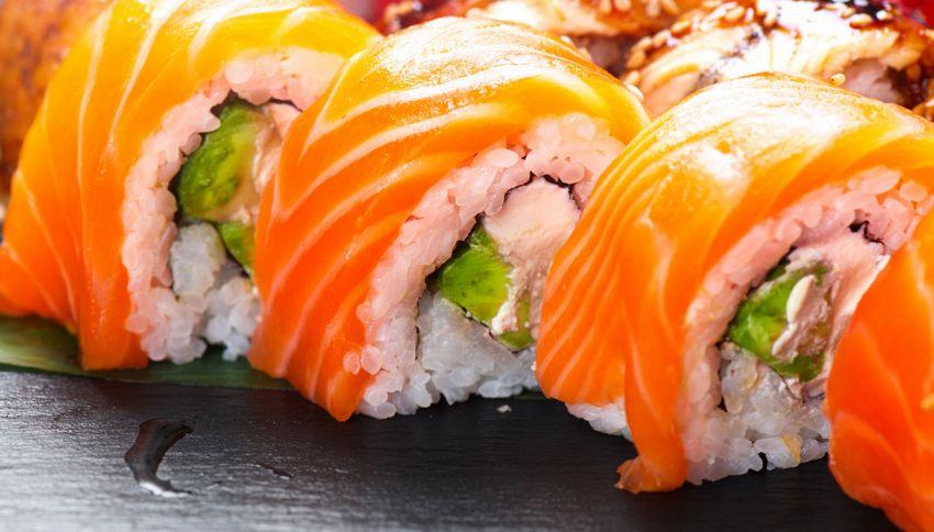 E' il sushi più costoso al mondo: ecco gli ingredienti