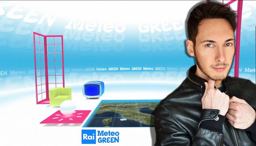 Green Meteo: le prime previsioni meteo per i ragazzi