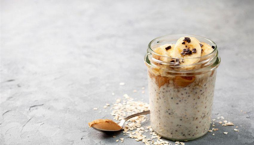 Farina d'avena a colazione, usala così diventerà ancora più buona