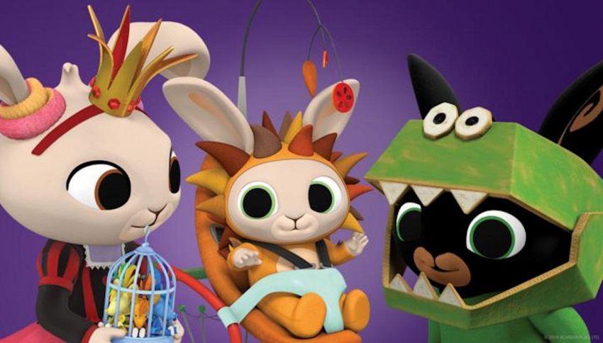 Halloween in tv: la programmazione per i più piccoli