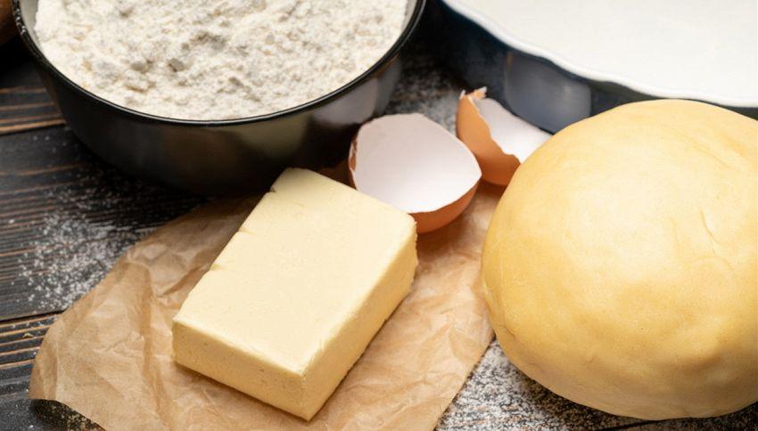 Come ottenere una perfetta pasta frolla? Usa il burro grattugiato