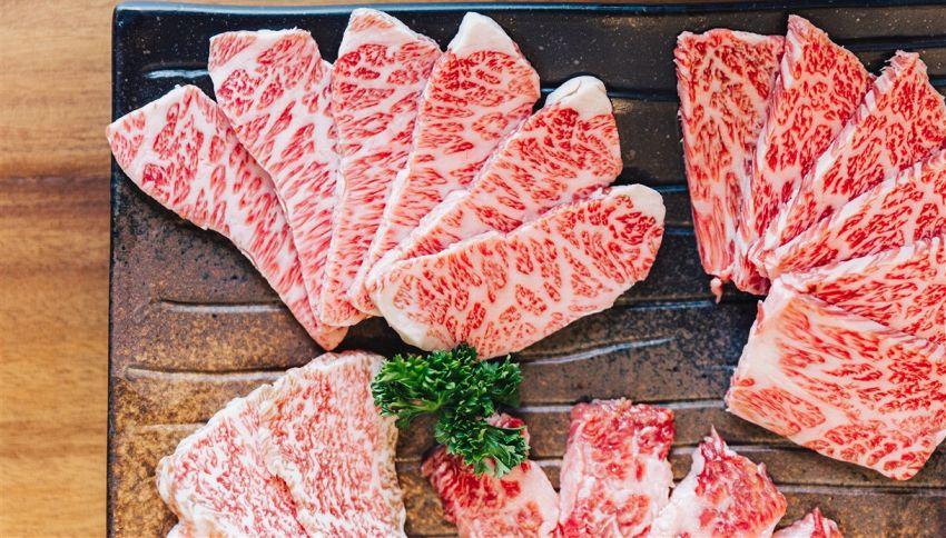 Sai cos'è la carne marmorizzata? Ecco perché è la migliore