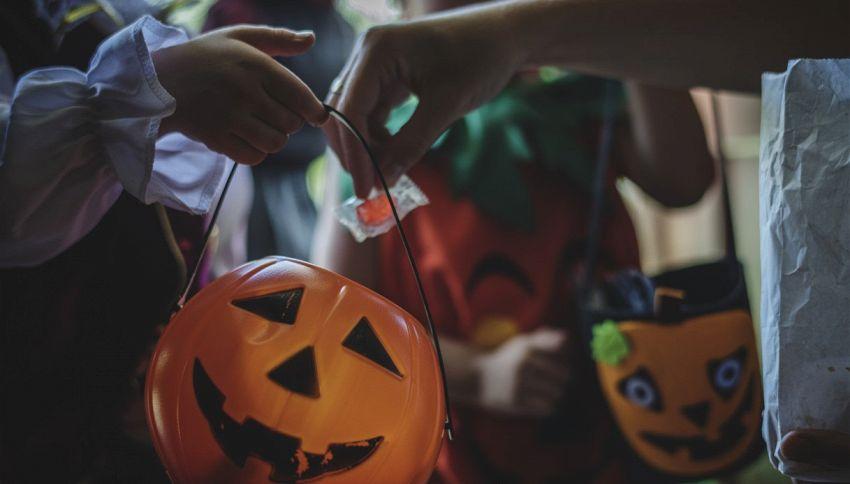 Caccia alle caramelle, il nuovo modo di festeggiare Halloween