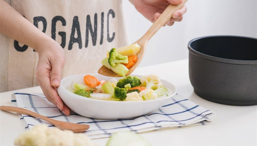 Cuocere le verdure al vapore, non commettere questo errore