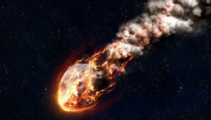 Diventa milionario vendendo il meteorite caduto sulla casa