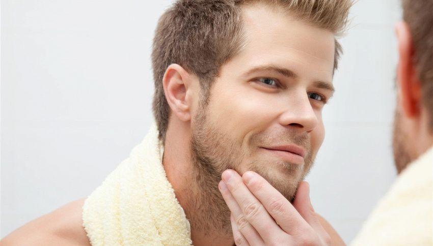 La barba porta germi? No, se la lavi così
