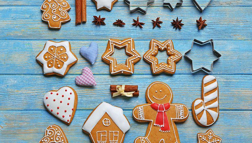 Il segreto per fare dei biscotti natalizi perfetti
