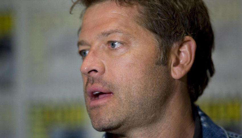 Polemiche sul finale di 'Supernatural', Misha Collins risponde